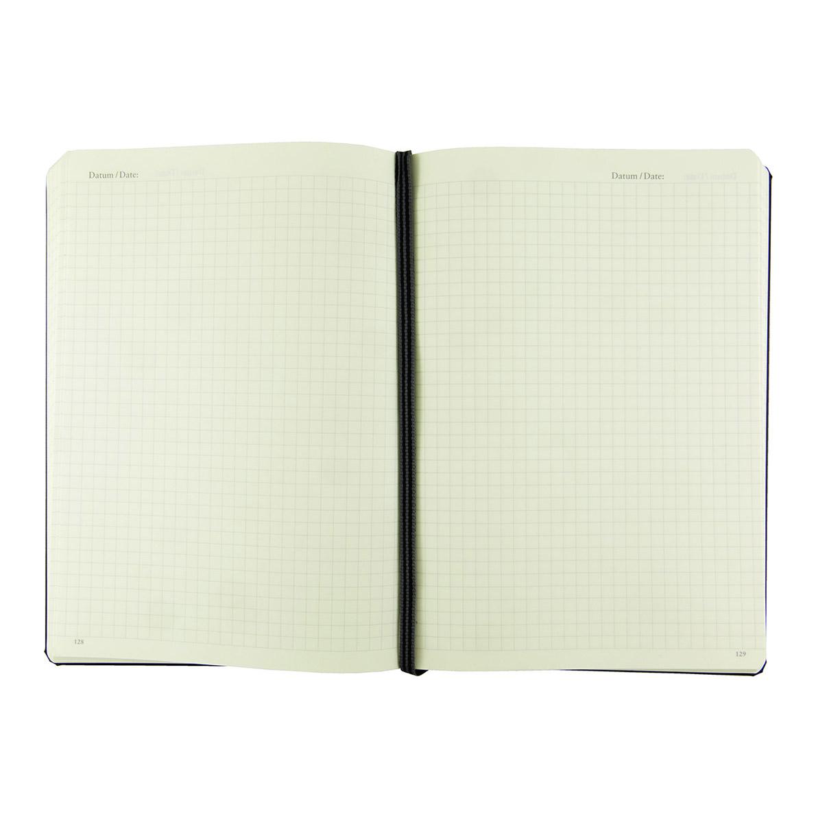 Leuchtturm1917 Notebook Medium A5 Dotted - Lemon Hardcover Book