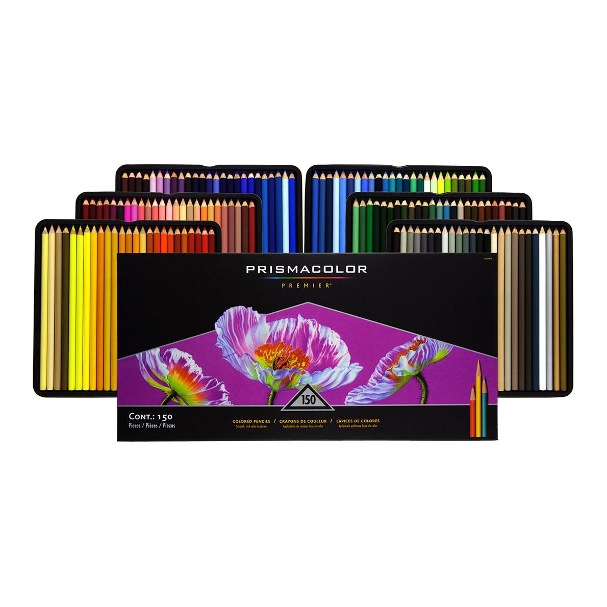 Prismacolor Premier Colored Pencils 150 Set 070735003843 02