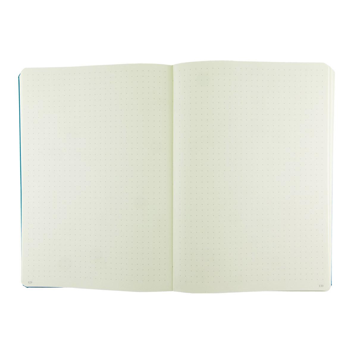 bullet journal dotted  Leuchtturm1917 Bullet Journal Edition Notebook Emerald A5, Dotted ...
