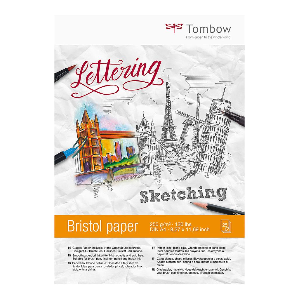 Tombow Bristol Paper A4, 250g